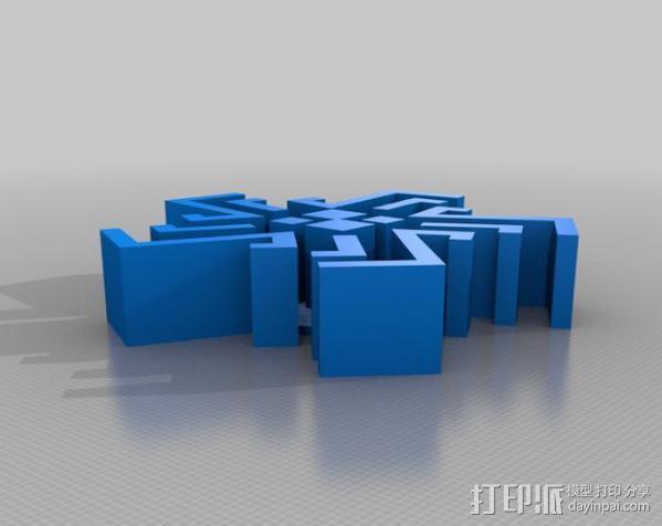 Heat Sink游戏模具 3D模型  图2