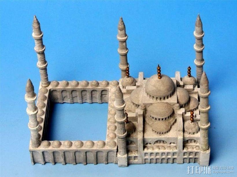 苏丹默哈默德清真寺 3D模型  图13