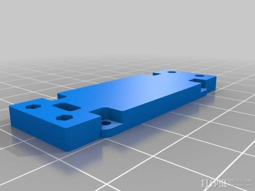 伺服器底板 3D模型  图3