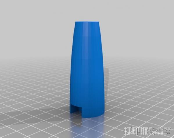火箭模型 3D模型  图8