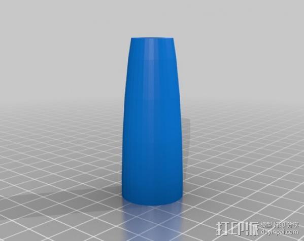 火箭模型 3D模型  图7
