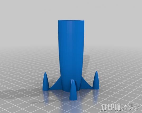火箭模型 3D模型  图13