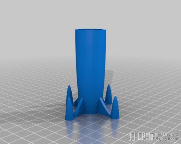 火箭模型 3D模型  图12