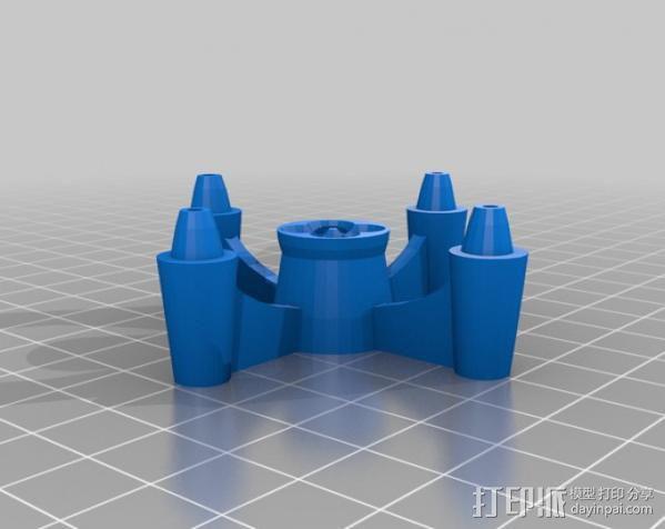 火箭模型 3D模型  图14