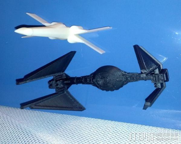 星际飞船 3D模型  图3
