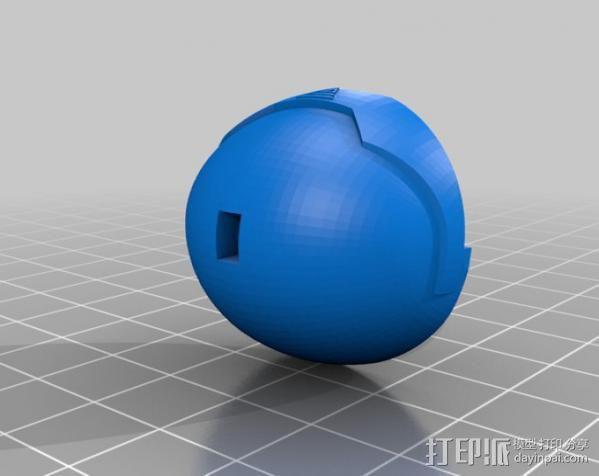 机器人敢达 3D模型  图5