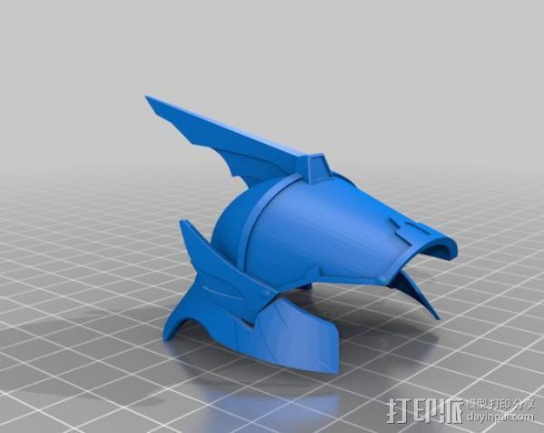 机器人敢达 3D模型  图7