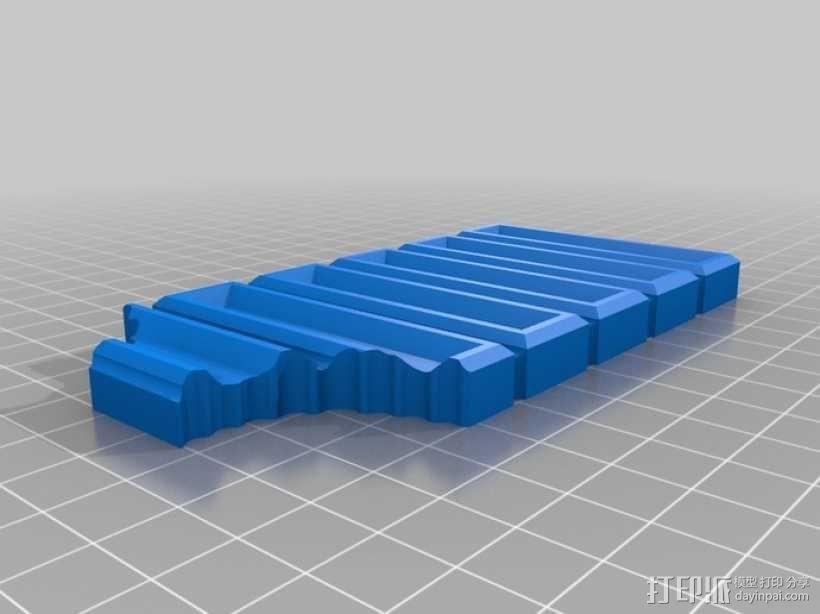 巧克力  3D模型  图2