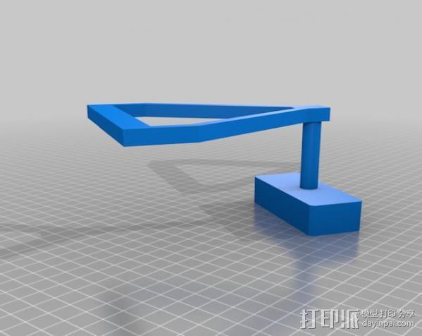 先锋十号太空飞行器 3D模型  图7