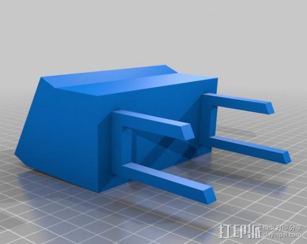 先锋十号太空飞行器 3D模型  图8