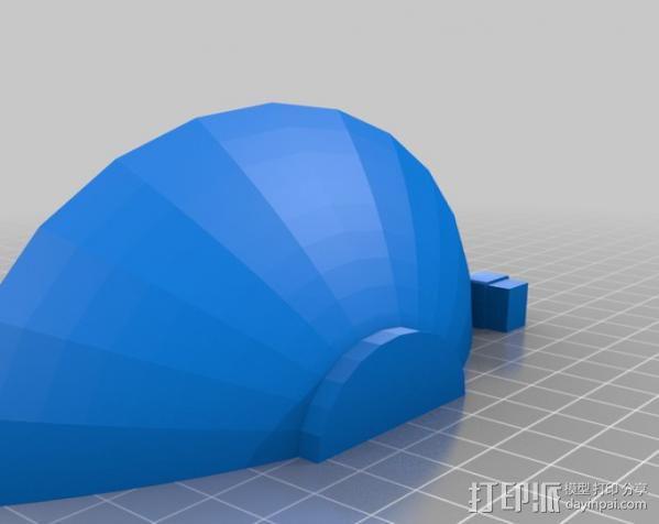 先锋十号太空飞行器 3D模型  图10