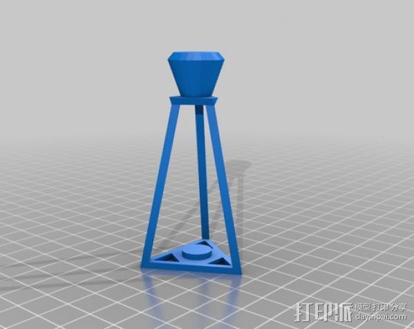 先锋十号太空飞行器 3D模型  图12