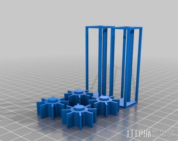 先锋十号太空飞行器 3D模型  图13
