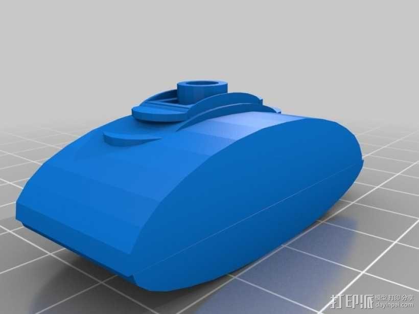 格拉多斯传送门 3D模型  图8