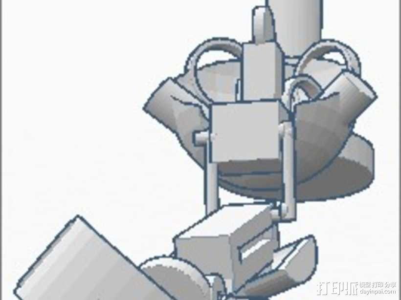 格拉多斯传送门 3D模型  图4