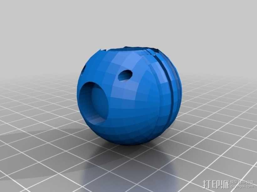 格拉多斯传送门 3D模型  图9