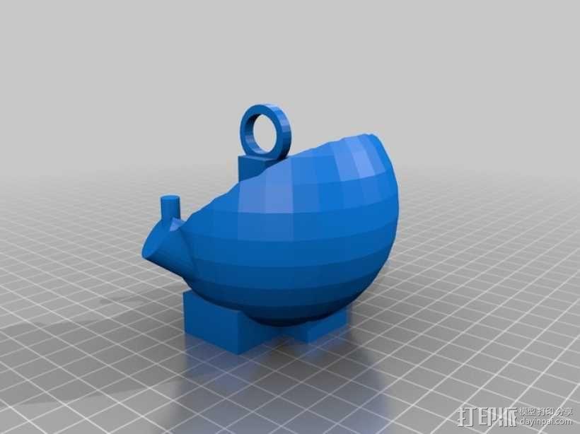 格拉多斯传送门 3D模型  图12