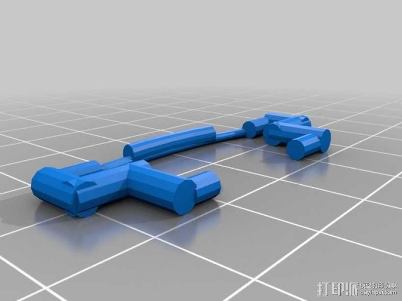 格拉多斯传送门 3D模型  图16