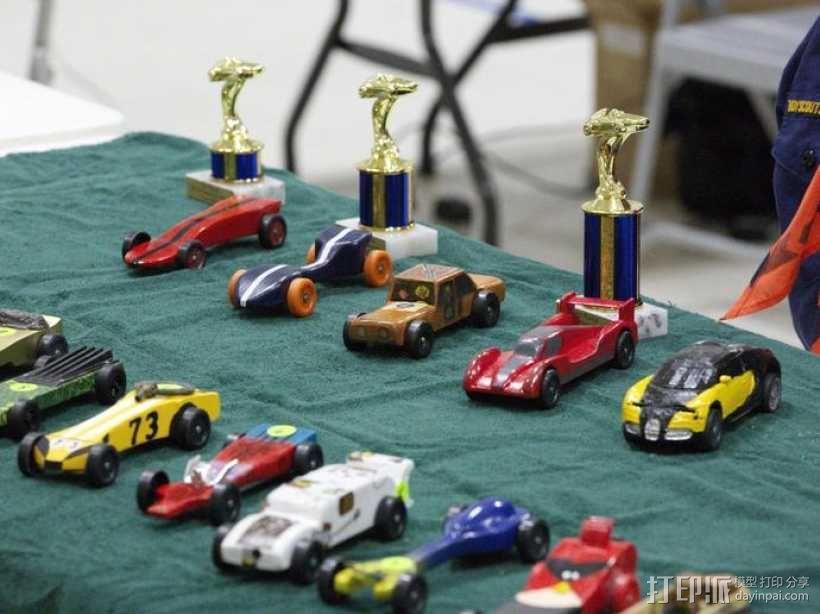 布加迪威龙跑车 3D模型  图8