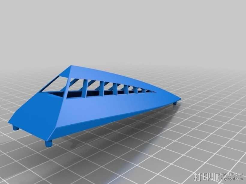 Proteus船 3D模型  图7