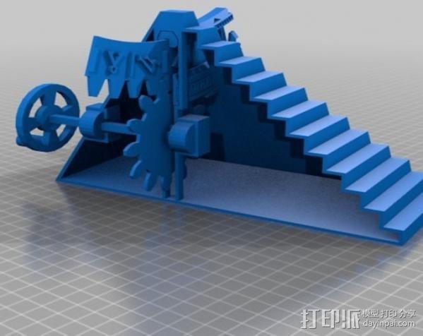 星际之门  3D模型  图5
