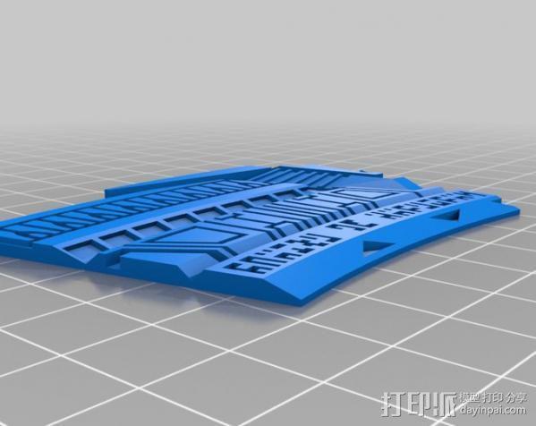 星际之门  3D模型  图6