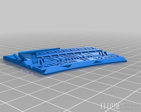 星际之门  3D模型  图7