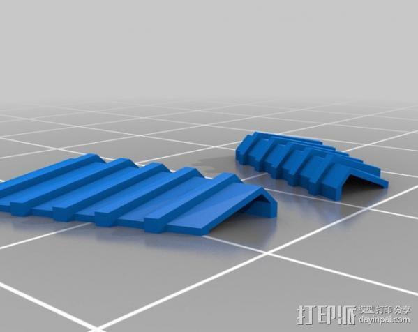 星际之门  3D模型  图10