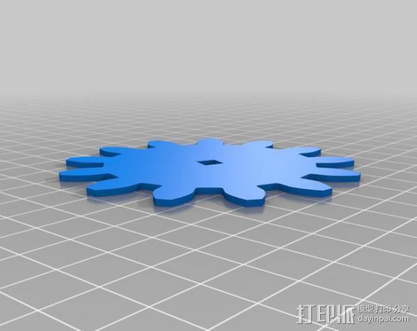 星际之门  3D模型  图31