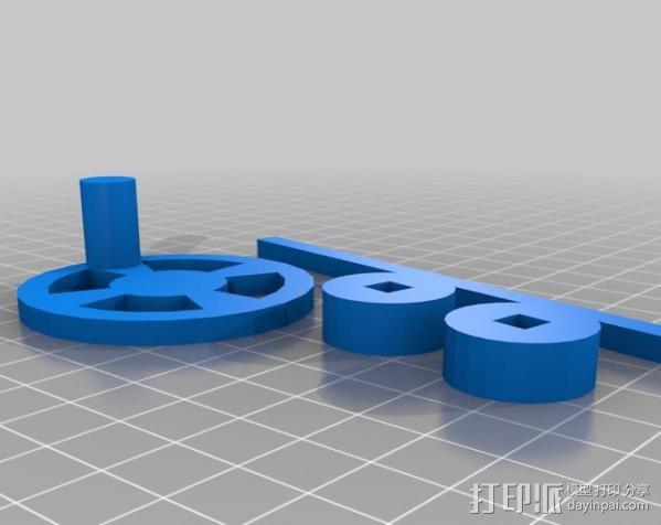 星际之门  3D模型  图34