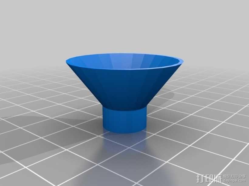 迷你灯罩 3D模型  图3