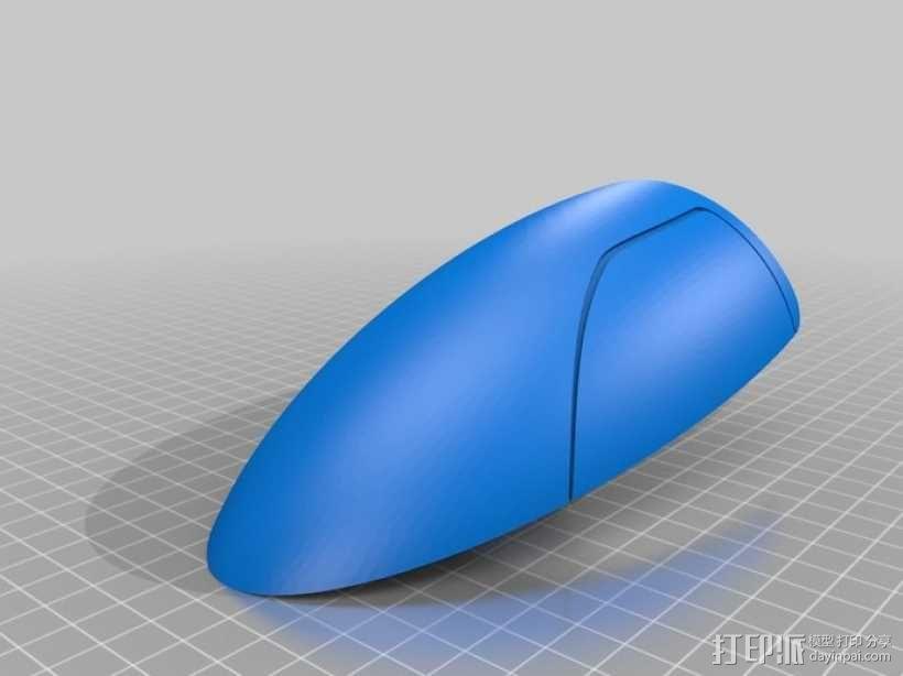 智能摩托 3D模型  图10