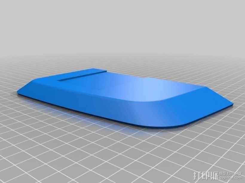 智能摩托 3D模型  图11