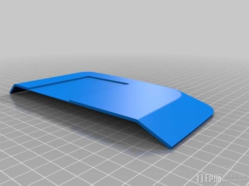 智能摩托 3D模型  图13