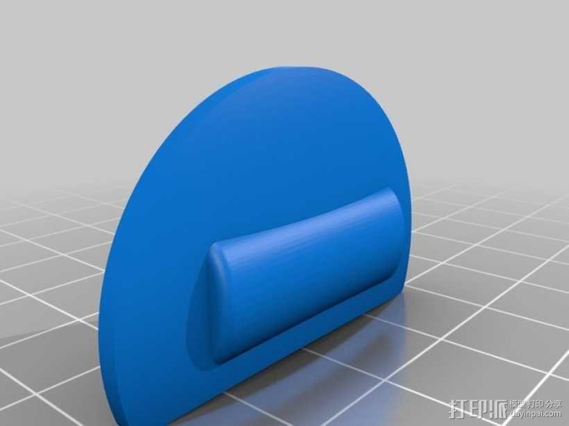 智能摩托 3D模型  图19