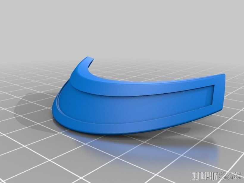 智能摩托 3D模型  图20