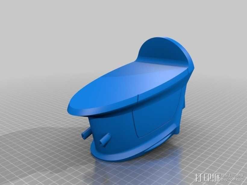 智能摩托 3D模型  图21