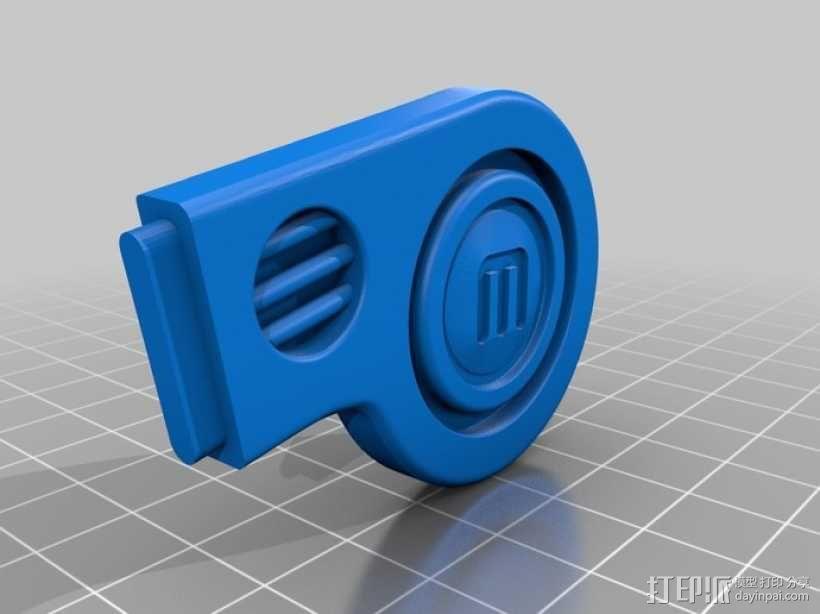 智能摩托 3D模型  图22