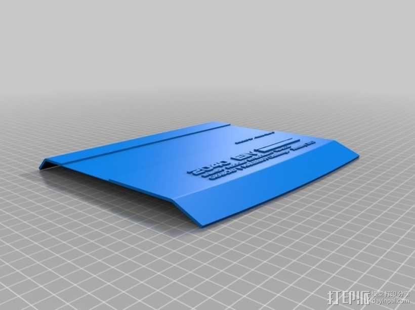 智能摩托 3D模型  图26
