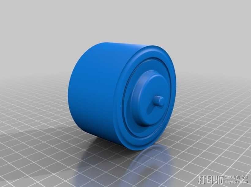 智能摩托 3D模型  图28