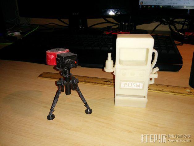 军团要塞 分配器 3D模型  图4