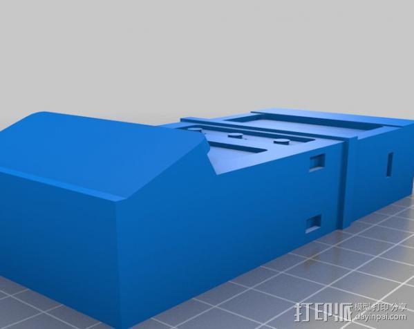 军团要塞 分配器 3D模型  图9