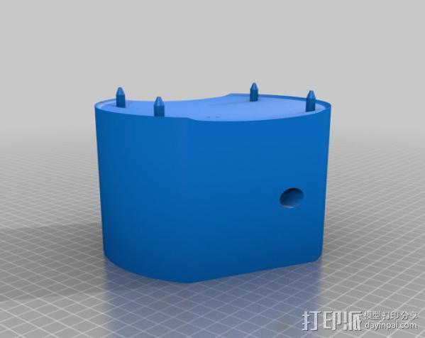 太空运输飞船 3D模型  图7
