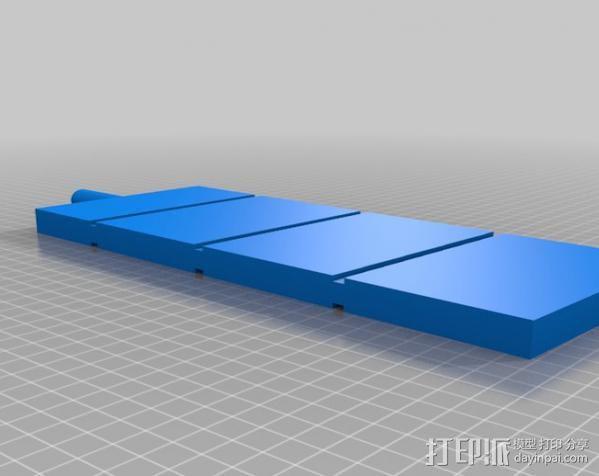 太空运输飞船 3D模型  图8