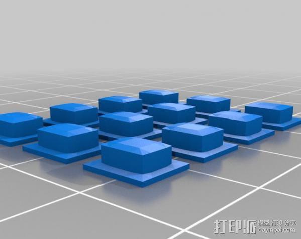 隐形小子 3D模型  图2