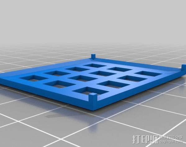 隐形小子 3D模型  图3