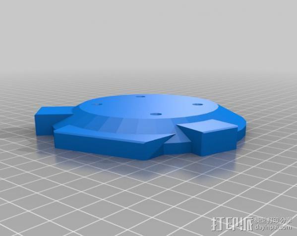 隐形小子 3D模型  图4