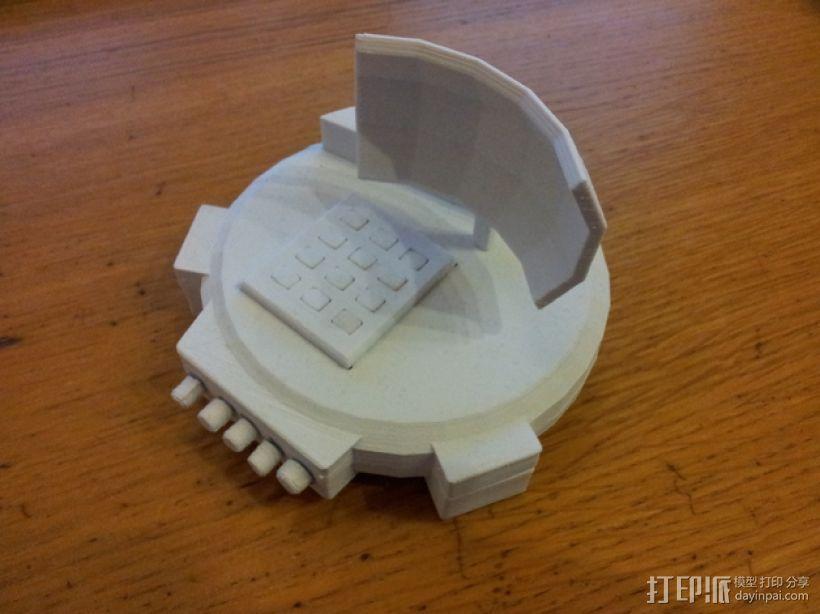隐形小子 3D模型  图7