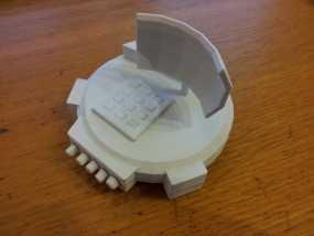 隐形小子 3D模型
