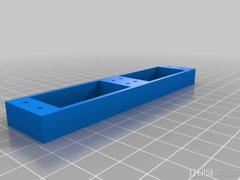 AT-AS四足机器人 3D模型  图8